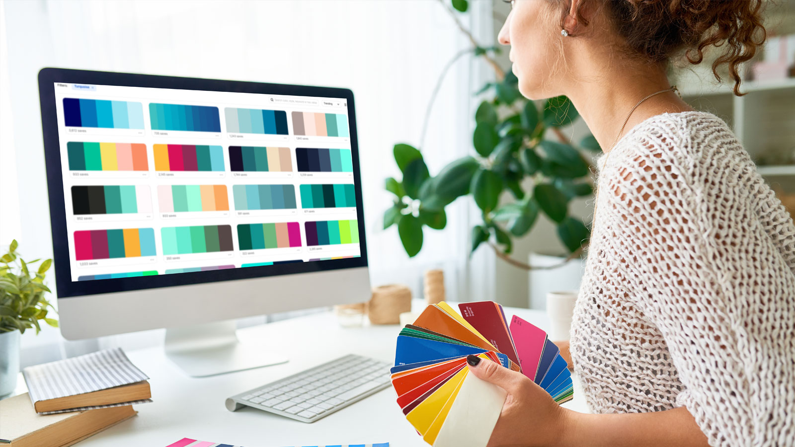 Steps to choosing the right colour for your brand and marketing.